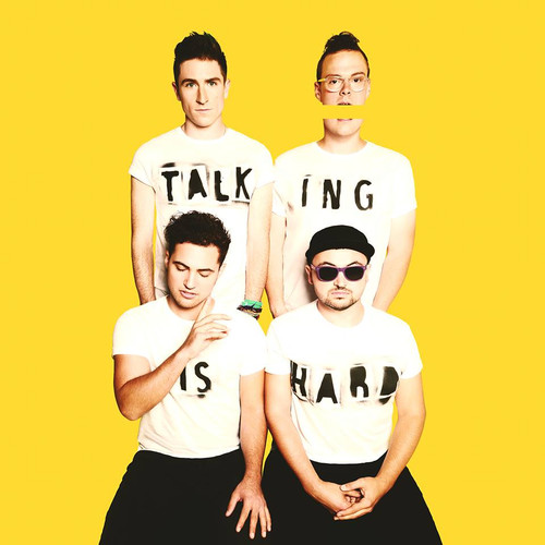 Walk The Moon – Shut Up and Dance