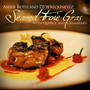 Asher Roth – Seared Foie Gras with Quince & Cranberry