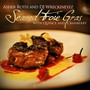 Asher Roth Seared Foie Gras W/ Quince & C