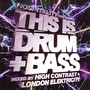 Deadmau5 & Kaskade – This is Drum & Bass (CD 2 - Mixed by London Elektricity)