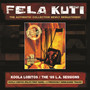 Fela Kuti – Koola Lobitos/The '69 L.A. Sessions