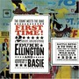 Duke Ellington Orchestra & Count Basie Orchestra – Duke Ellington Meets Count Basie; First Time! []