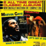 Marvin Gaye – What's Going On / Let's Get It On