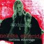 Melissa – Acoustic
