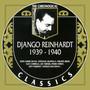 Django Reinhardt – Django Reinhardt 1939-1940