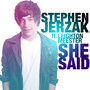 Stephen Jerzak – She Said