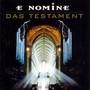 enomine – Testament & Weihnachtsgeschichte