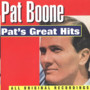 Pat Boone – Pat's Great Hits