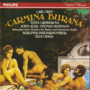 Carl Orff. Jochum – Carmina Burana (Berliner Philharmoniker feat. conductor: Sei