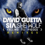 David Guetta She Wolf (Falling To Pieces)