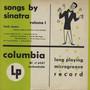 Frank Sinatra – Songs by Sinatra