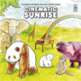 Cinematic Sunrise – A Coloring Storybook and Long Playing Record - EP