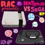 RAC Nintendo VS Sega EP