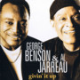 George Benson & Al Jarreau – Givin It Up