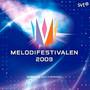 caroline af ugglas – Melodifestivalen 2009