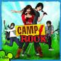 Aaron Doyle, Demi Lovato & Meaghan Martin Camp Rock