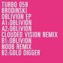 Brodinski – oblivion EP