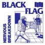 Black Flag – nervous breakdown 7 inch Vinyl