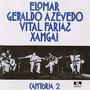 Elomar, Geraldo Azevedo, Vital Farias e Xangai – Cantoria 2