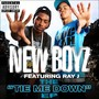 New Boyz – Tie Me Down EP
