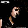 Metric &ndash; Static Anonymity EP
