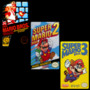 Super Mario Bros. The Super Mario Bros. 1-3 Anthology