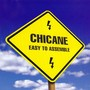 Chicane – EASY TO ASSEMBLE