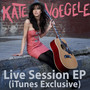 Kate Voegele – iTunes Session
