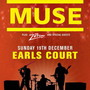 Muse Live Earls Court 20/12