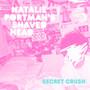 Natalie Portman's Shaved Head – Sophisticated Side-Ponytail
