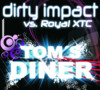 Dirty Impact Vs. Royal XTC - Toms Diner (DJs From Mars Radio – Dirty Impact Vs. Royal XTC - Toms Diner (DJs From Mars Radio