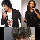 Sonu Niigaam, Shreya Ghoshal & Neeraj Shridhar
