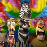 Madagascar 3 AFRO CIRCUS