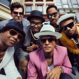 Bruno Mars & Mark Ronson