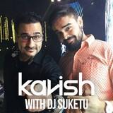 DJ KAVISH aka DJ KR