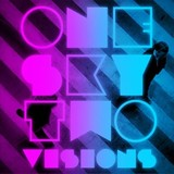 One sky two visions