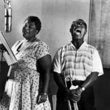 Ella Fitzgerald &Louis Armstrong