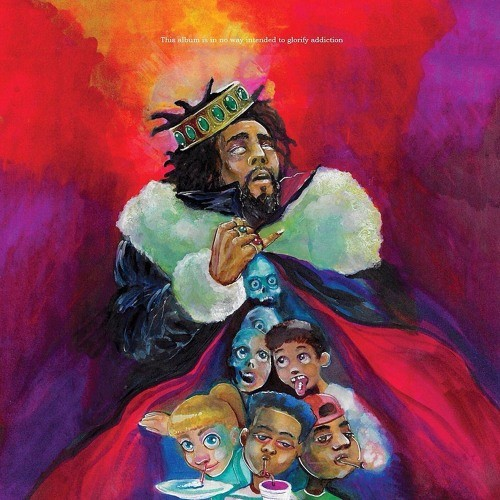 J. Cole — Love Yourz